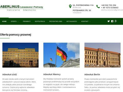Aberlinus.eu odszkodowania za wypadek