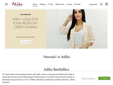 Adikasklep.pl odzież damska sklep internetowy