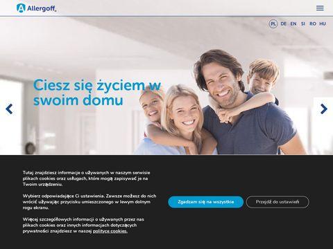 Allergoff.pl - uczulenie