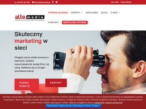Alte Media marketing szeptany