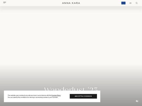 Anna Kara - moda ślubna