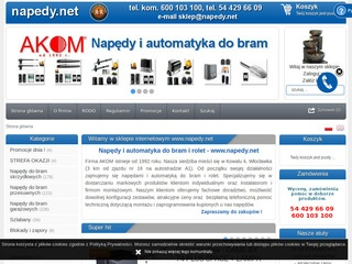 Napedy.net do bram