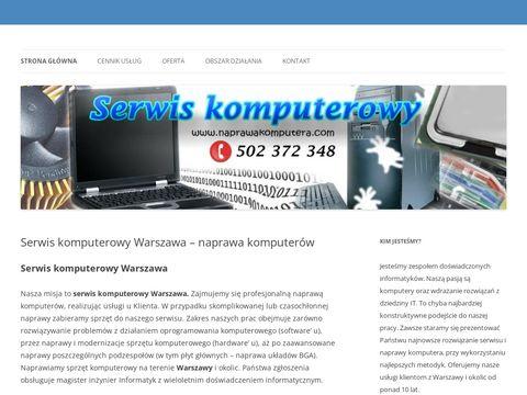 Naprawakomputera.com Warszawa
