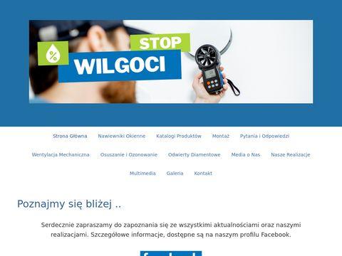 Nawiewniki-szczecin.pl montaż
