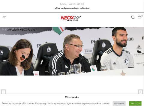 Neox-racing.com fotele do grania