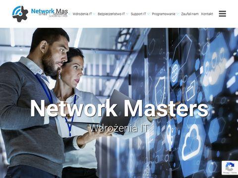 Network masters - automatyzacja pracy