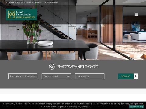 Nieruchomosci-konstancin.com domy do wynajęcia
