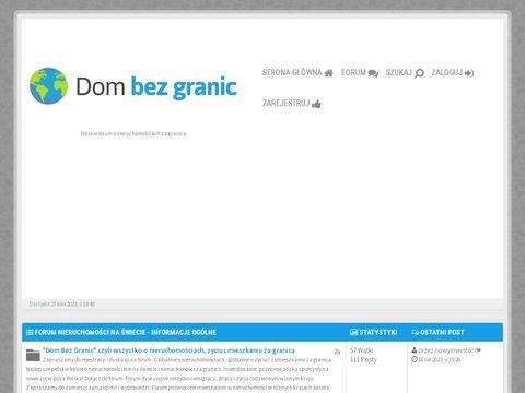 Nieruchomosci-zagranica.com forum Hiszpania
