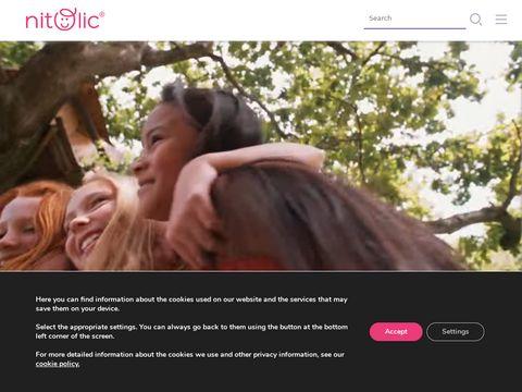 Nitolic.com - szampon na wszy