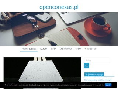 Open Conexus - wiza do Australii