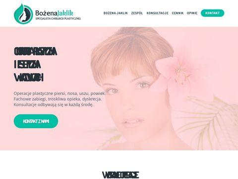 Operacje-plastyczne.com.pl chirurgia śląsk