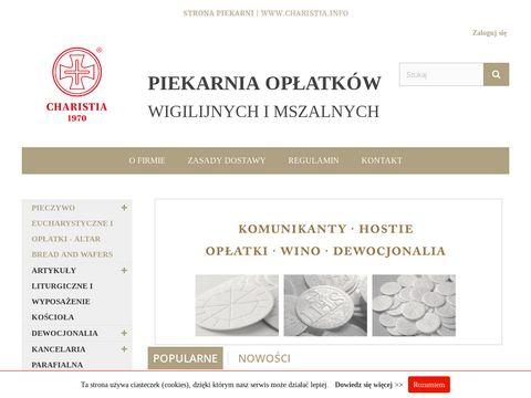 Oplatki-charistia.pl