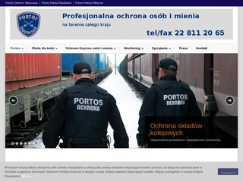 Portos agencja ochrony