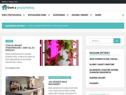 Fronton - Okna PCV Kraków