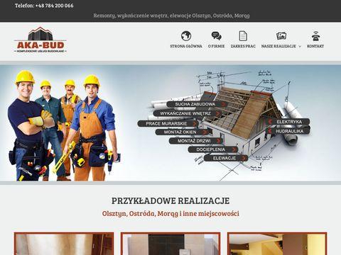 Aka - Bud firma remontowa z Olsztyna