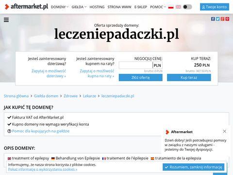 Leczeniepadaczki.pl gabinet neurologiczny