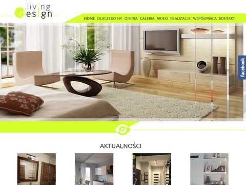 Livingdesign.pl projektant wnętrz Gdańsk