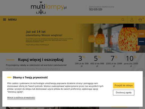 Multilampy.pl oświetlenie w stylu klasycznym
