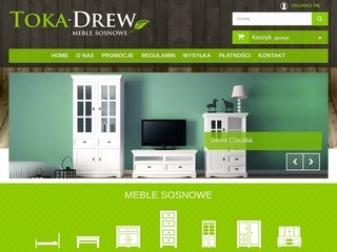 Toka-Drew Jakub Raczek meble sosnowe