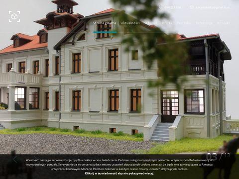 Model-Art.pl - modele architektoniczne