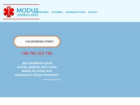 Modusambulans.pl