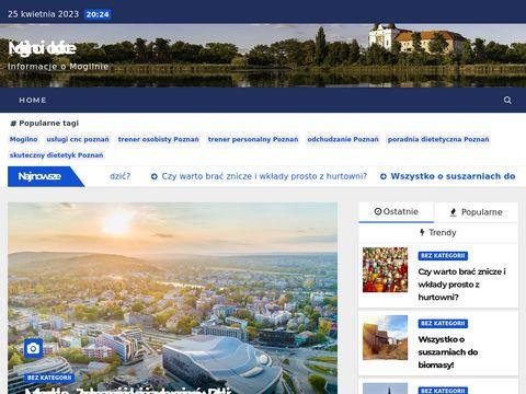 Mogilno.org blog online