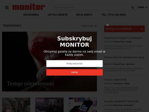 Monitorlocalnews.com praca Chicago