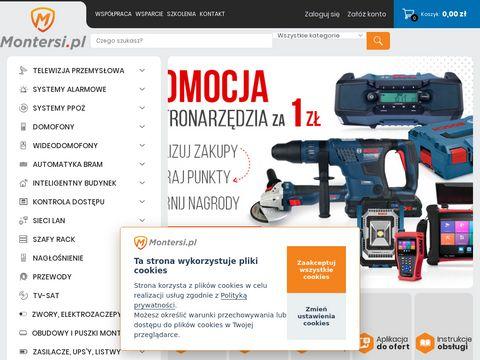 Montersi.pl alarmy