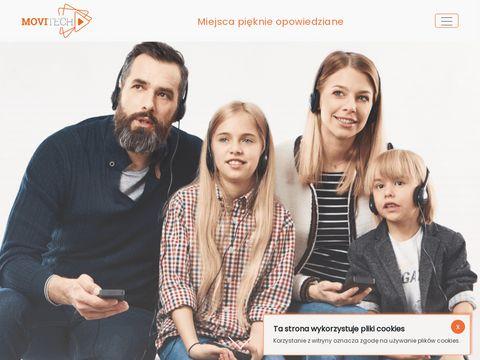 Movitech.pl urządzenia do audio wycieczek