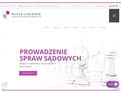 Jwrp.pl radca prawny Kraków