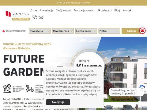 Janpul.pl deweloper nowe mieszkania