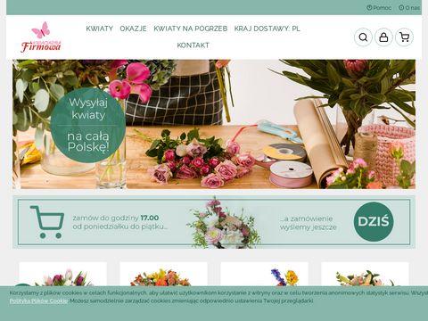 Kwiaciarnia Firmowa kwiaciarniafirmowa.com