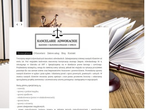 Kancelariamlynska.pl pomoc frankowiczom