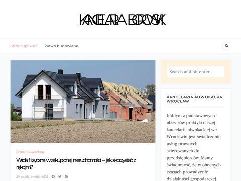 Kancelaria-borowski.pl obsługa prawna firm