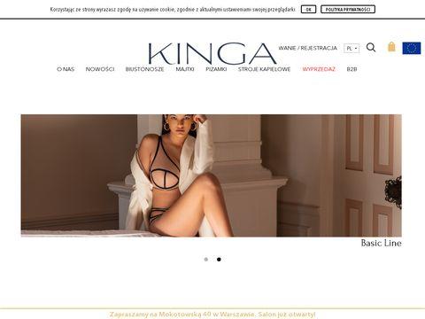 Kinga.com.pl producent bielizny