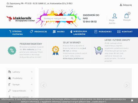 Klakiernik.pl - ściernice