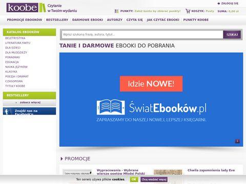 Ebook książki