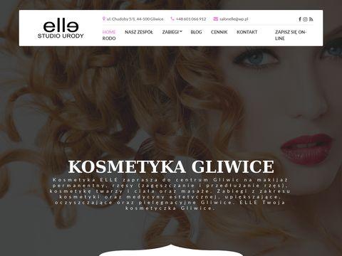 Kosmetykaelle.pl Gliwice