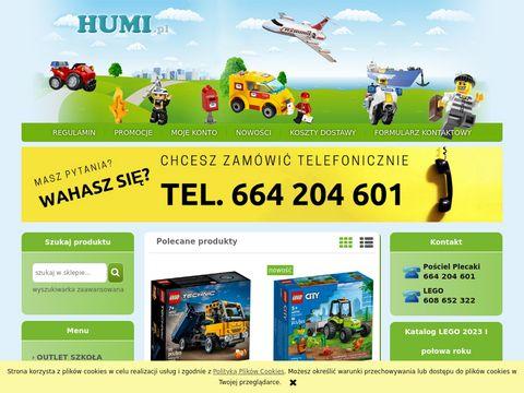 Humi.pl - plecaki szkolne