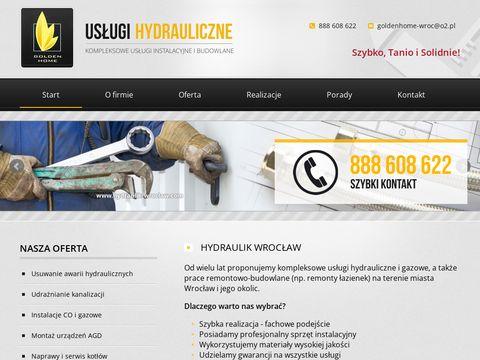 Hydraulik-wroclaw.com