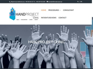 Handproject.pl clinic