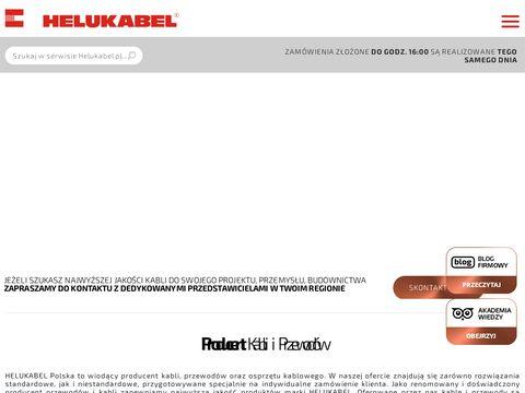 Helukabel Polska - kable, przewody, osprzęt