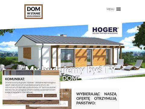 Hoger gotowe domy