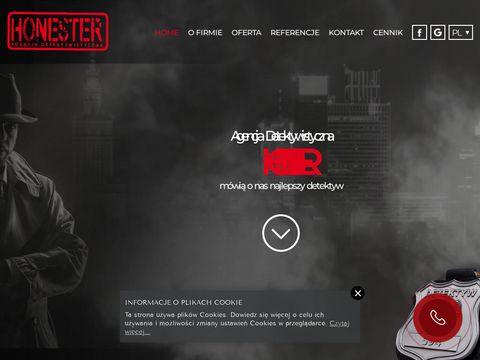 Agencja Detektywistyczna Honester detektyw
