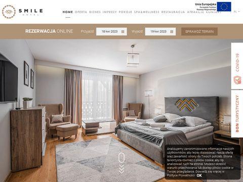 Hotel Smile - Szczawnica Noclegi