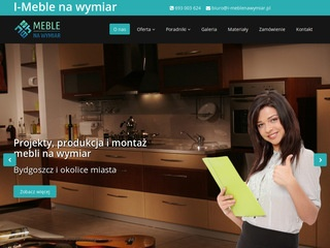 I-meblenawymiar.pl - kuchnie na wymiar