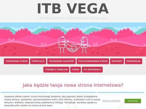 Itbvega.pl tworzenie sklepów internetowych