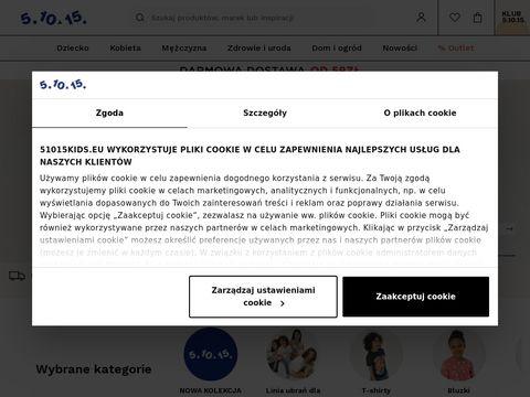 51015kids.eu - sklep z ubraniami dla dzieci
