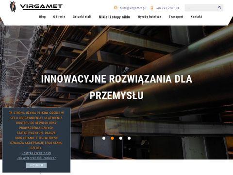 Virgamet - stal 20NiCrMo2-2 do nawęglania