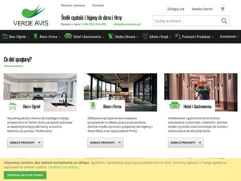 Verdeavis.pl artykuły higieniczne
